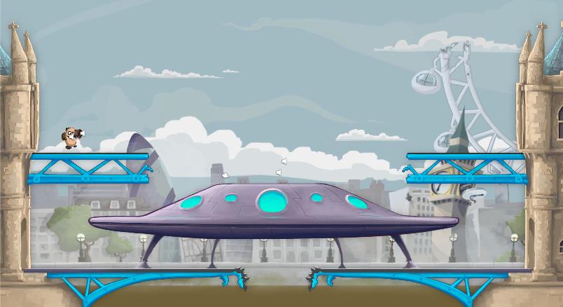 Platformer Scene